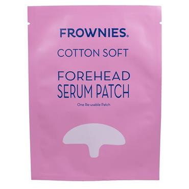 Frownies Cotton Soft Serum Forehead Patch