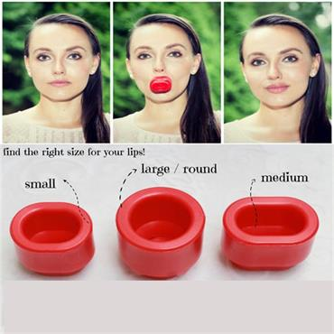 Fullips Lip Enhancer - All 3 Sizes Multi-Pack