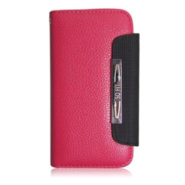 Flip Magnet Leather Mobile Phone Case for Samsung Galaxy S3