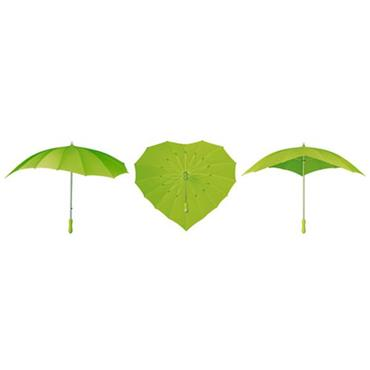 Green Heart Umbrella - Shipping to Ireland Only