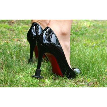 Heels Above High Heel Protectors - Black