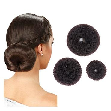 Hair Donut Bun Maker