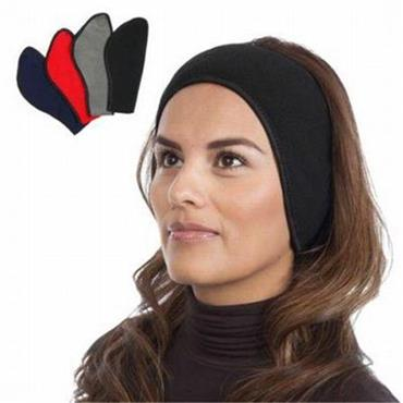 Soft Polar Fleece Headband Ear Warmer