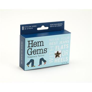 Hem Gems Nautical Star Gold