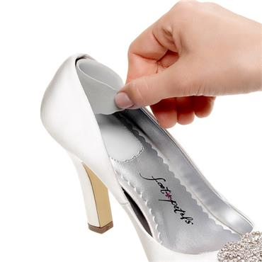 Heavenly Heelz White