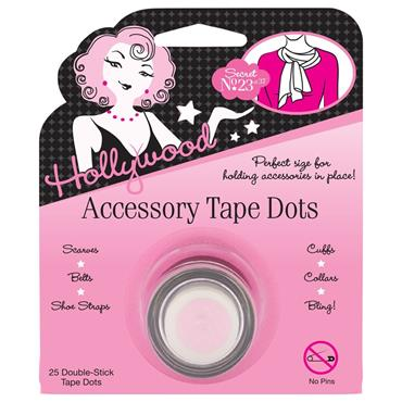 Hollywood Fashion Accessory Dots Fashion Tape