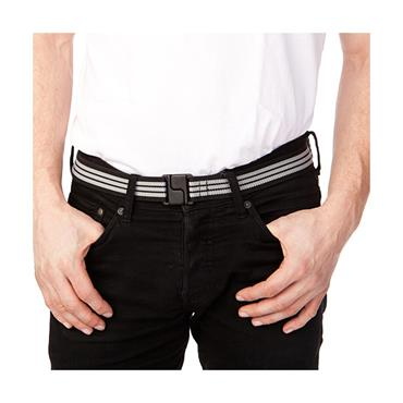 Invisibelt Man Black Pinstripe