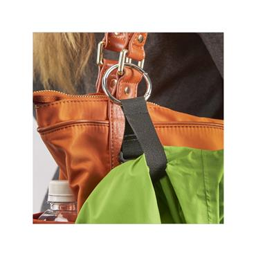 Jacket Caddy - Convenient carry-on strap