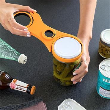 5 in 1 Multi-Purpose Jar Opener