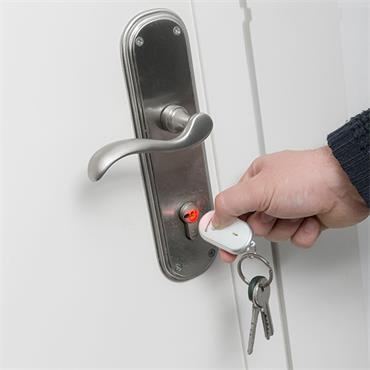 LED Keychain Key Finder