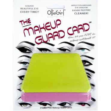 The Makeup Guard Card (2-Pack)