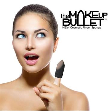 The Makeup Bullet – HiDef Cosmetic Finger Sponge - Single Pack