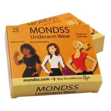 MONDSS Underarm Wear