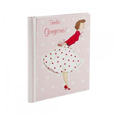 Mrs Smith Notebook - Hello Gorgeous