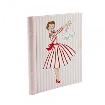 Mrs Smith Notebook - Happy Days