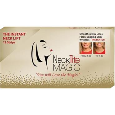 NeckTite Magic - The Instant Neck Lift.
