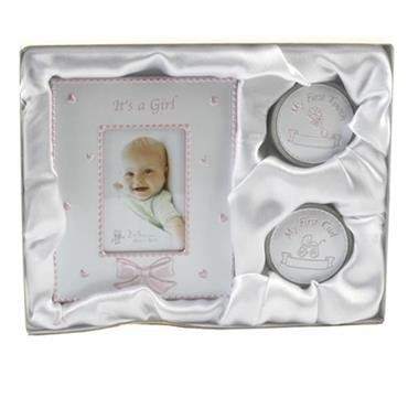 New Baby Gift Set - Girl
