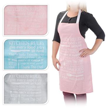 Kitchen Rules Apron