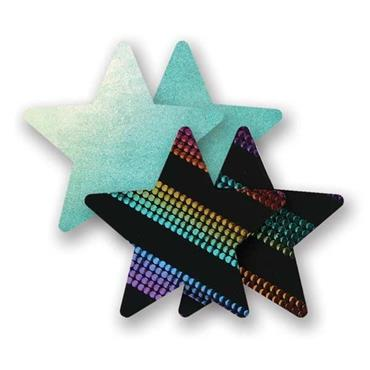 Nippies Midnight Rainbow Star