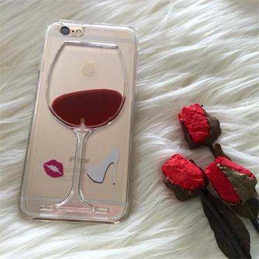 Wine Mobile Phone Cover for iPhone 5, iPhone 6 and iPhone 6 Plus