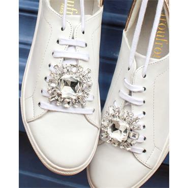 Paula Crystal Shoe Clips