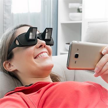90º Vision Prism Glasses