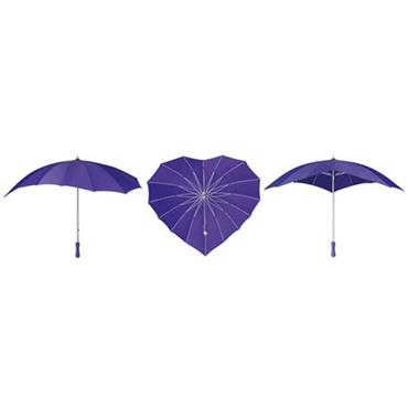 Purple Heart Umbrella - Shipping to Ireland Only