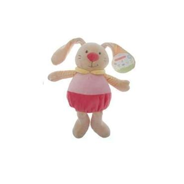 Soft Floppy Eared Rabbit - Pink Nose