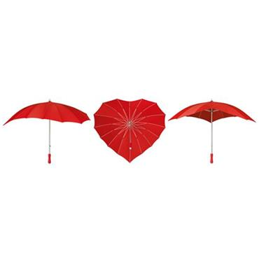 Red Heart Umbrella - Shipping to Ireland Only