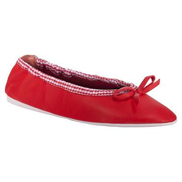 Redfoot Heidi Red Medium UK 5-6
