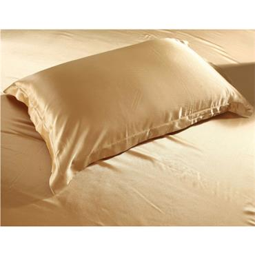 Silk Pillowcase -1 Pair (2 x Silk Cases)