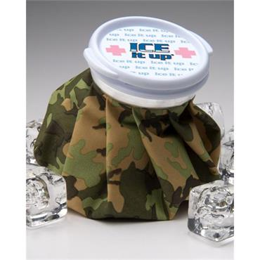 Vintage Style Ice Bag - Army Joe