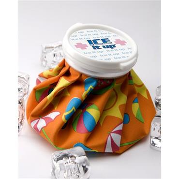 Vintage Style Ice Bag - Beach Fun