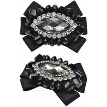 Chelsea Black shoe clips