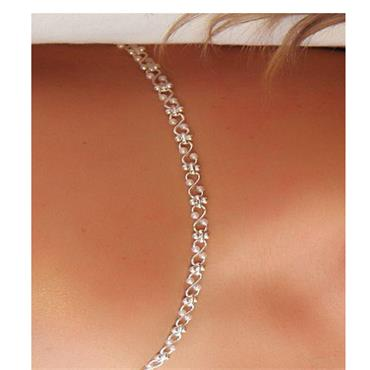 Strappy's - Pearl Twirl Decorative Bra Straps
