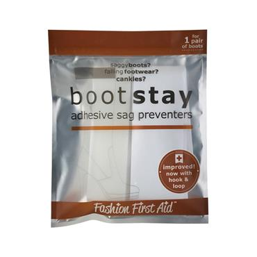 Boot Stay Adhesive Sag Preventer