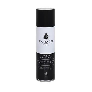 Famaco Dry Clean Suede & Leather Clean Spray