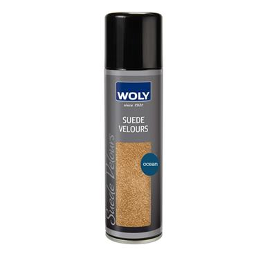 Woly Suede Protector & Nubuck Colour Renovator Spray- Neutral