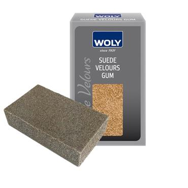 Woly Suede Velour Gum - Suede Stain Remover