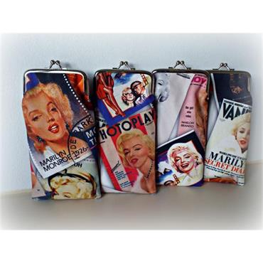 Sunglasses Case - Marilyn Movieland