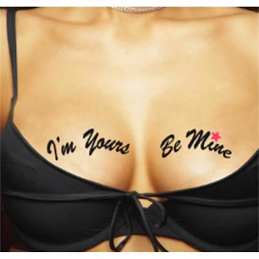 Tatatoos - I'm Yours Be Mine