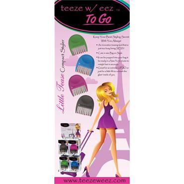 Teeze W/eez To Go-Pink