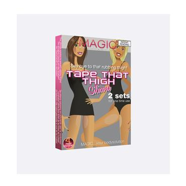 Tape That Thigh - Clear Silicone