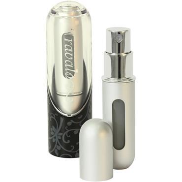 Travalo Perfume Atomiser - Silver