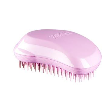 Tangle Teezer Fine and Fragile Detangling Hairbrush Pink Dusk