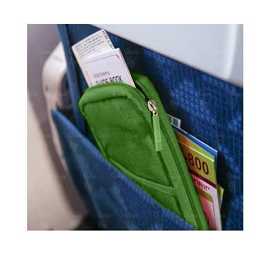 Travelus Travel Wallet - Green