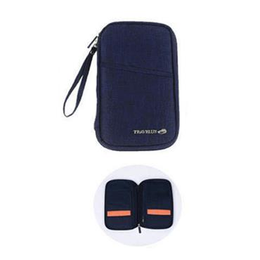 Travelus Travel Wallet - Navy