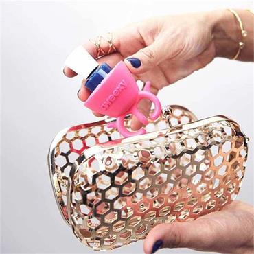 Tweexy BonBon Pink - The Original Wearable Nail Polish Bottle Holder