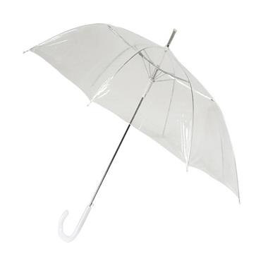 Transparent Auto Opening Umbrella - Shipping to Ireland Only