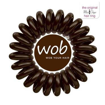 Miss Oops Brown WOB - traceless ring for your hair